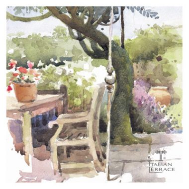 Italian Terrace catalogue 2014