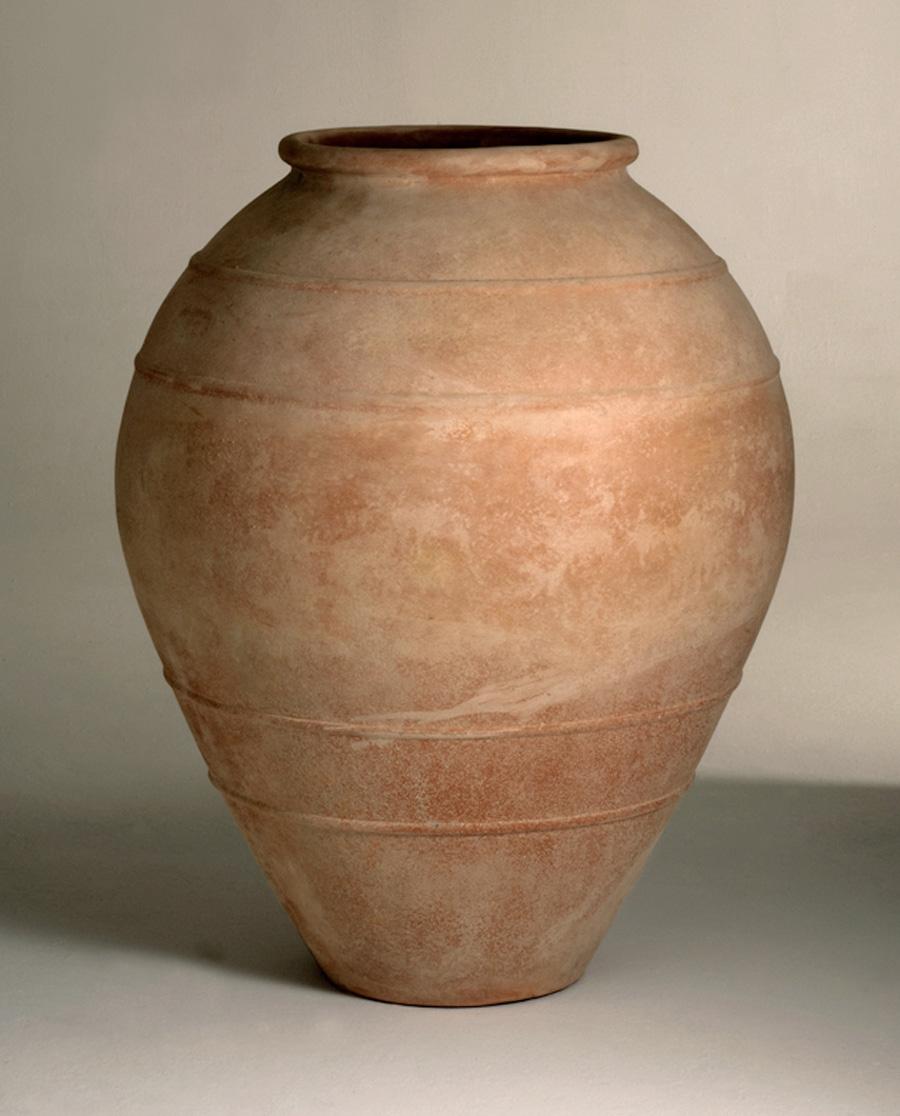 Italian Terrace | Beautiful large bespoke terracotta pots